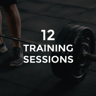 12 Training Sessions