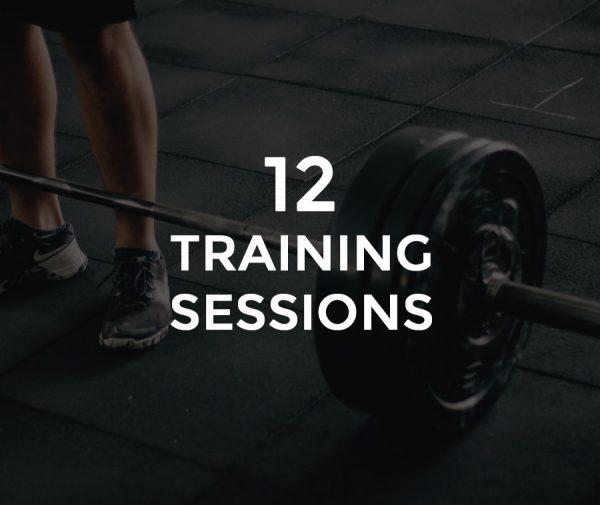 Ravafit Product 12 Sessions