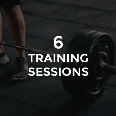 6 Training Sessions